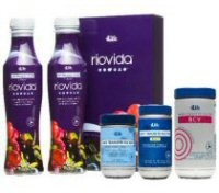 TF Plus TF Tri Factor Riovida and BCV